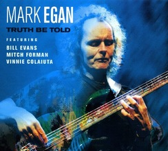 Mark Egan : Truth Be Told