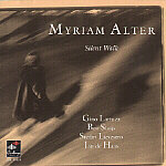 Myriam Alter : Silent Walk