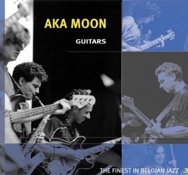 Aka Moon : Guitars