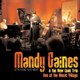 Mandy Gaines : Live at the Music Village