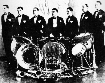 Charles Remue and his New Stompers Orchestra