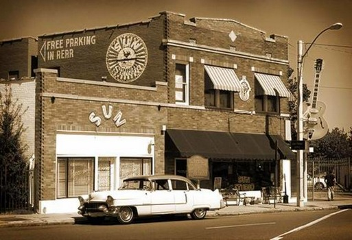 Sun Studio, 706 Union Avenue, Memphis