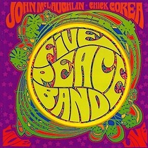 John McLaughlin / Chick Corea : Five Peace Band Live