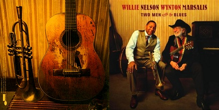 Willie Nelson / Wynton Marsalis : Two Men With The Blues