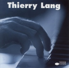 The Thierry Lang Trio