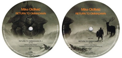 Return To Ommadawn / CD