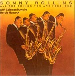 Sonny Rollins : All the Things You Are (RCA)