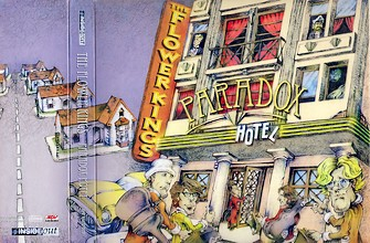 The Flower Kings : Paradox Hotel